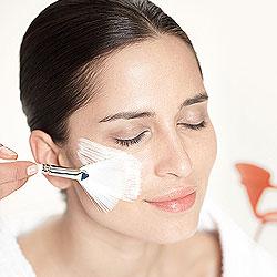 how to calm sensitive skin